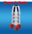 Cups & Balls - Aluminum, Boxed