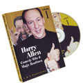 Harry Allen Comedy Bits and- #1, DVD