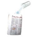 Liquid in the Newspaper - Italy