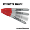 Psychic Tip Sharpie, Red
