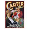 Carter Beats The Devil Poster - Trick