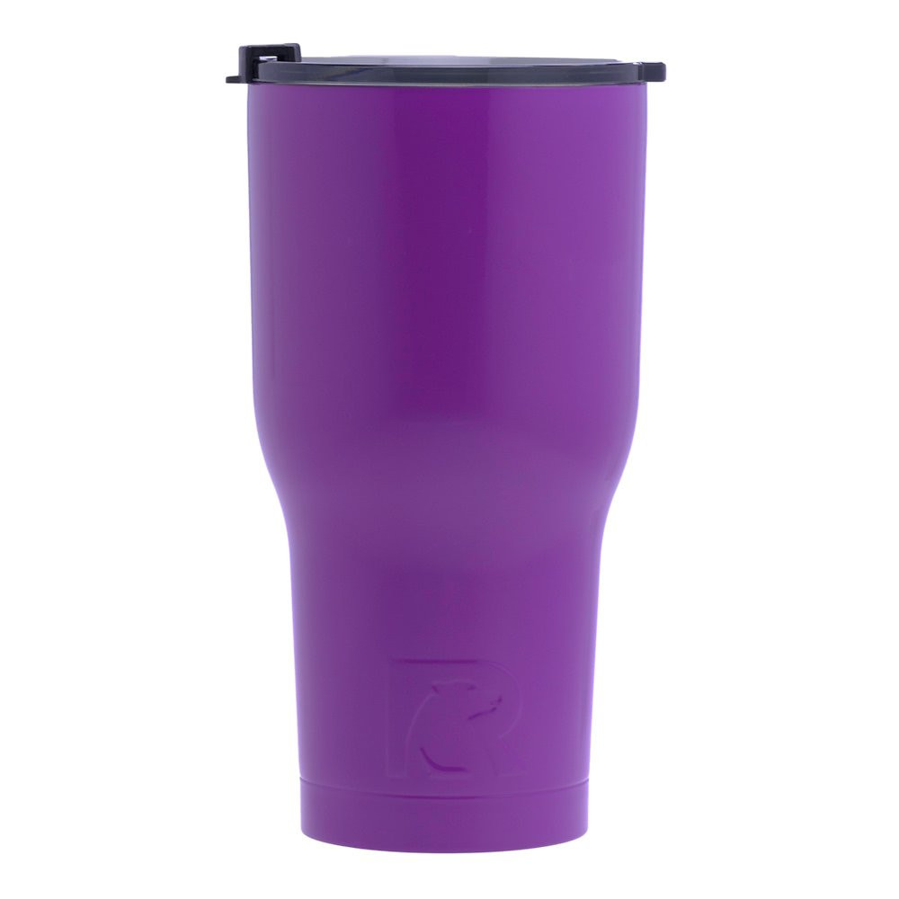 RTIC 30 oz. Tumbler - Purple - Call today to see how Perfect Etch can help you.  512.680.5784