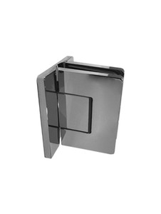 SHVANWMEDCP Concealed Holes Wall Mount Full Back Plate (Chrome Polish Finish)