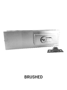 PL205BS (Brushed Stainless Steel)