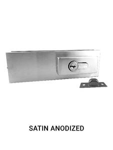 PL205SA (Satin Anodized)