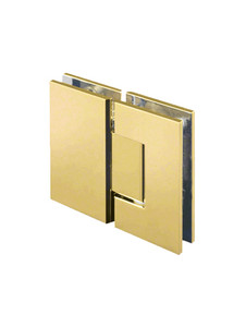 SHG222EDBG 180 Degree Glass-to-Glass (Brushed Gold)