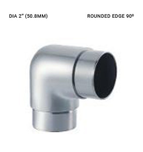 EB63095020RBS ELBOW 90 DEGREE IN SS 316 FOR 50.8 DIA PIPE WITH 2.0 MM