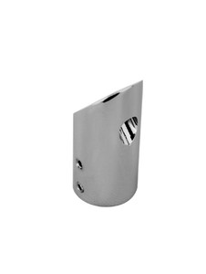 SC819CP Support Bar Bracket in Chrome Finished