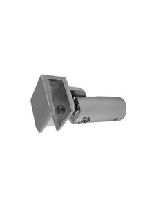 TSG13BN  Glass Mount Fitting in Brushed Finish