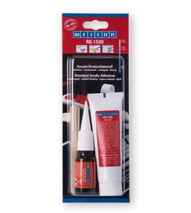 RK1500 - 10563860-35 WEICON RK-1500 KIT Structural Adhesive incl. Activator