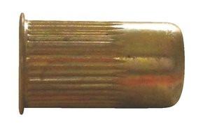 M8x1.25 RibNutsrt Sm 0125715