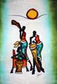 Kenyan Batik: Listen Up!