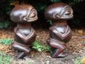 Pygmy Statues