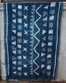 Burkina Faso Indigo Cloth H
