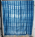 Burkina Faso Indigo Cloth P
