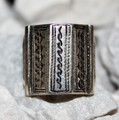 "Tuareg Protection Ring ""A"""