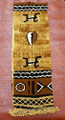 Mali Mud Cloth Scarf 388 (M)