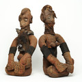 Dengese Binding Couple Fetish Dolls