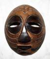 Luba Tribe Mask