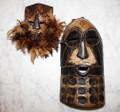 Tetela and Lele Mask Set