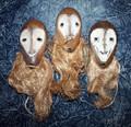 BaLuba Tribe Mask Set 3