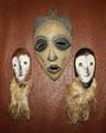 Lega Lele Tribe Accent Masks