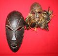 Kongo Tribe Mask
