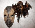 BaLuba and Hemba Tribe Mask Set