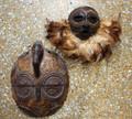 BaLuba  and Teke Tribe Mask Set
