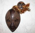 BaLuba Tribe Mask Set