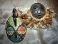 Teke Tsaye Tribe Mask Set