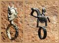 Dogon Bronze Rings