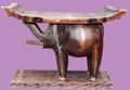Ashanti Elephant Stool