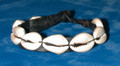 Cowry Shell Bracelet: End to End