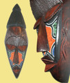 Ghana Crafts: Ghana Mask 12