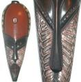 Ghana Crafts: Ghana Mask 8