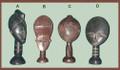 Ghana Standing Masks