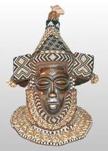 Lele Tribe Helmet Mask