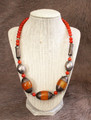 Tuareg Antique  Amber Healing Necklace