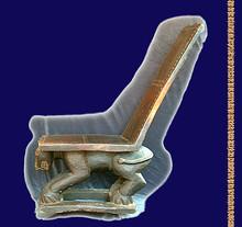 Mali Leopard Chair