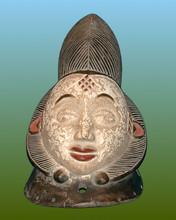 Punu Helmet Mask