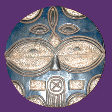 Teke Tsaye Mask
