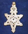 "Lake Tana Star of David Cross ""D"""