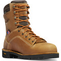 Danner Quarry USA Distressed Brown Alloy Safety Toe - 17317
