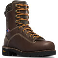 Danner Quarry USA Brown Waterproof Safety Toe Boot - 17307