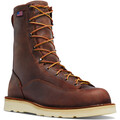 Danner Men's 8 Inch Bull Run Brown Christy Wedge Sole Boot- 15556