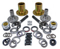 Spin Free Locking Hub Conversion Kit for Dana 30 & Dana 44 TJ, XJ, YJ, 27 Spline, 5 x 4.5""