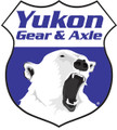 """Conversion bearing for small bearing Ford 9"""" axle in large bearing housing."""