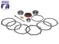 """Yukon Pinion install kit for '00-'07 Ford 9.75"""" differential with '11 & up ring & pinion set"""