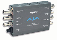 Aja HD/SD Sync Generator